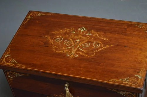 Victorian Stationary Box