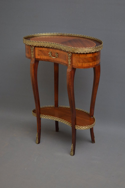 Attractive Continental Occasional Table