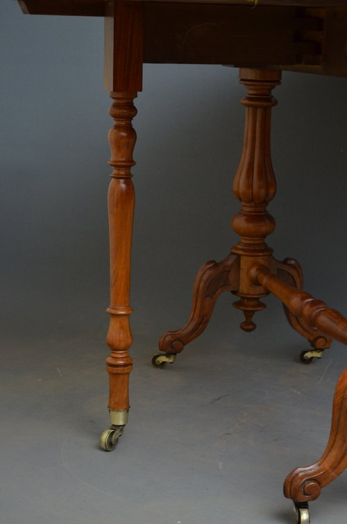Victorian Sutherland Table in Walnut