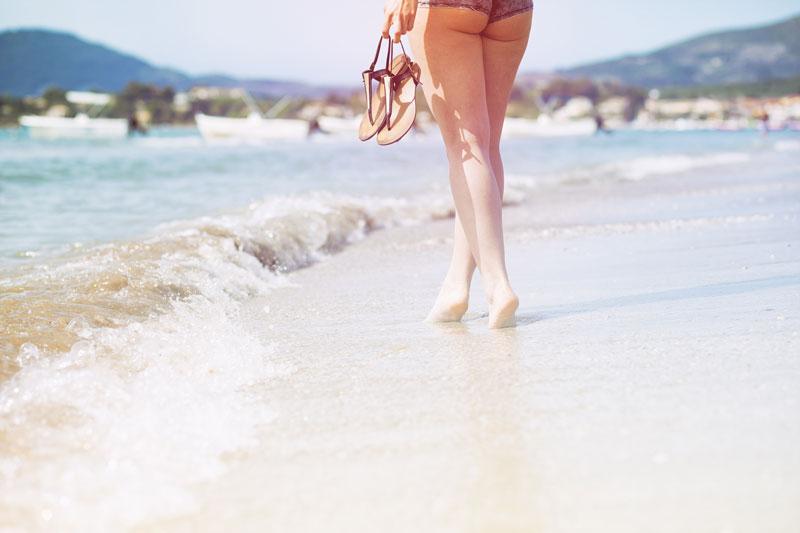 Conseils pour des jambes plus légères