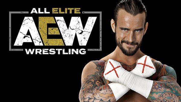 CM PUNK is back to AEW