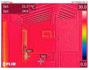 床下エアコンで2階も暖めます。床もあったか。