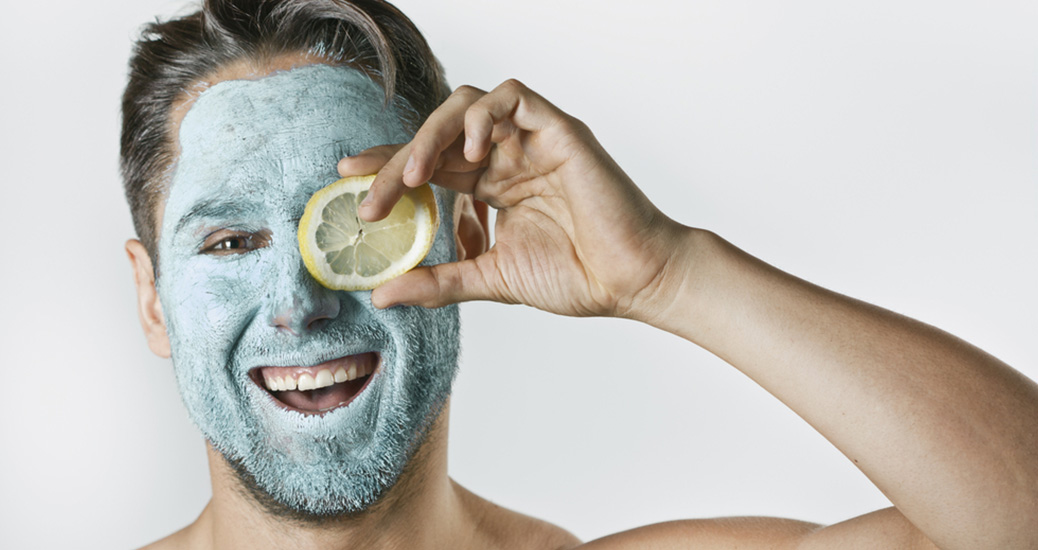 For the Men In Our Lives: Charcoal Cleansing Bar and Cream Exfoliator