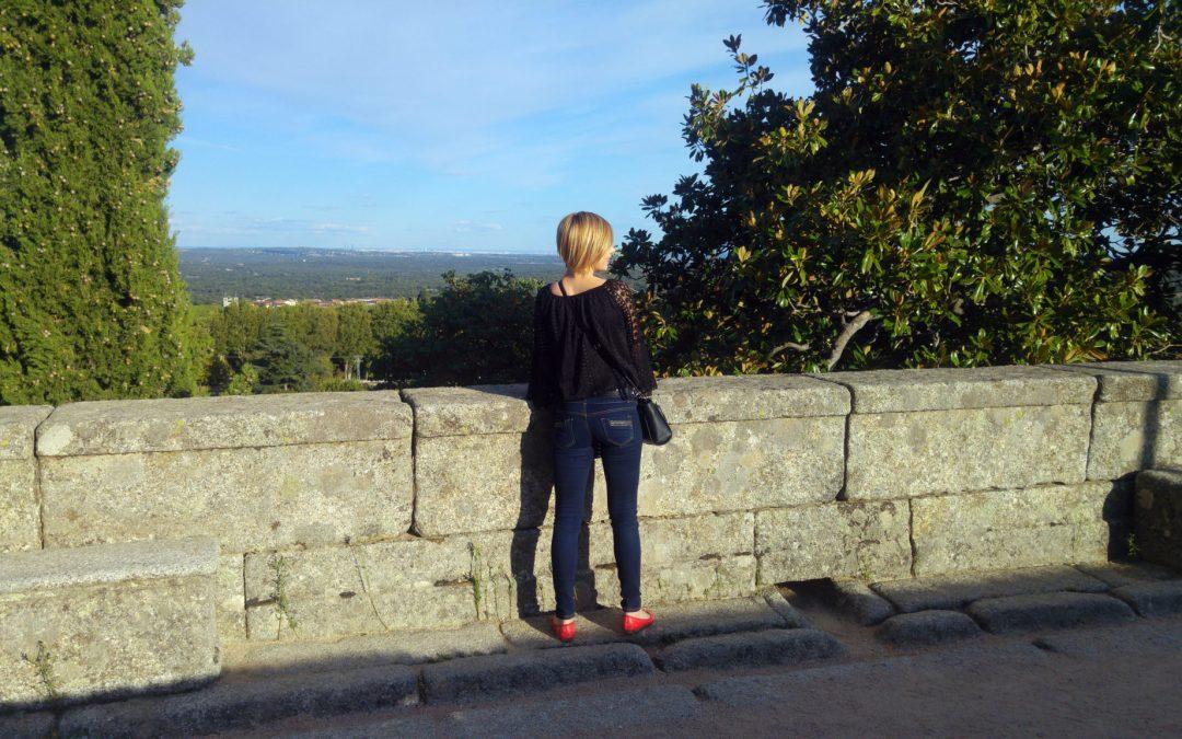 De visita por El Escorial