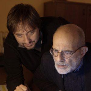 Conversazioni Atomiche Screenshot dal film con Alessio Giunta
