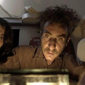 Conversazioni Atomiche screenshot dal film con Capoccia