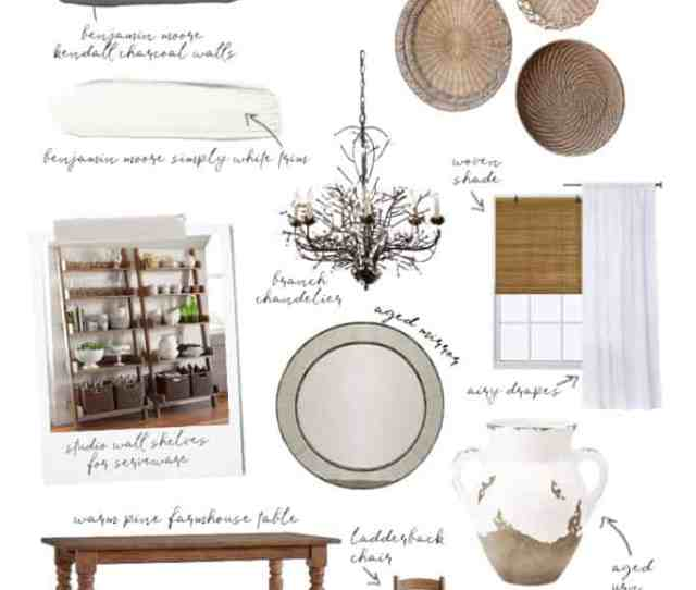 See The Inspiration Behind A Collected And Contrasting Dining Room Design This Room Features A