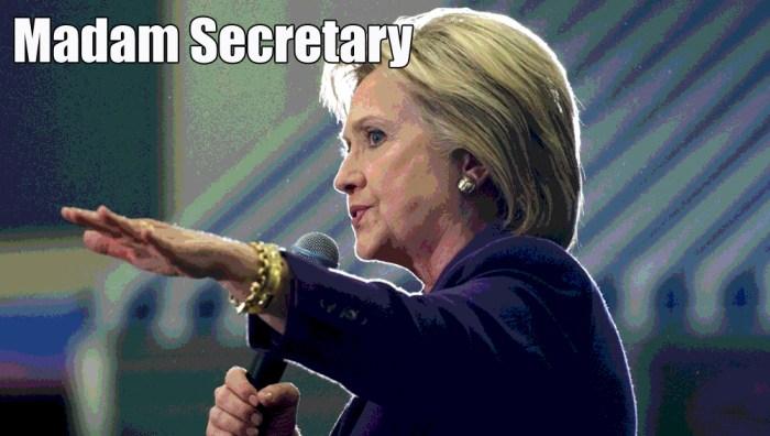 theClintonScandalMemesHeader Madam Secretary JPG1