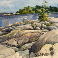 Sketches - Sweden outdoors