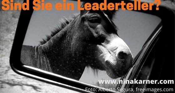 Sind Sie ein Leaderteller?
