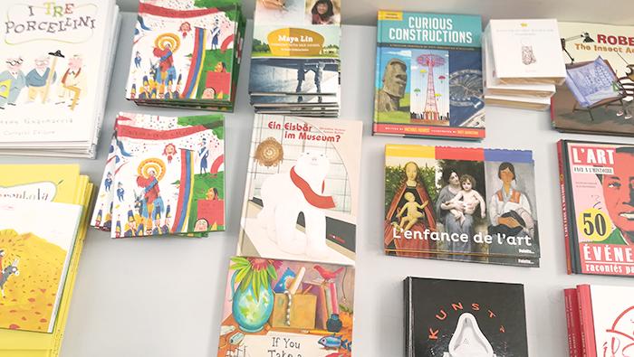 Feria del libro infantil de Bolonia_libros arte
