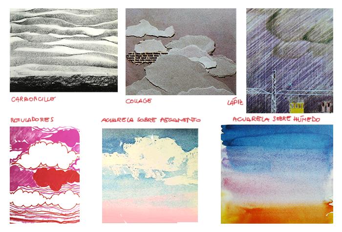 pintar el cielo-tecnicas-renate eco