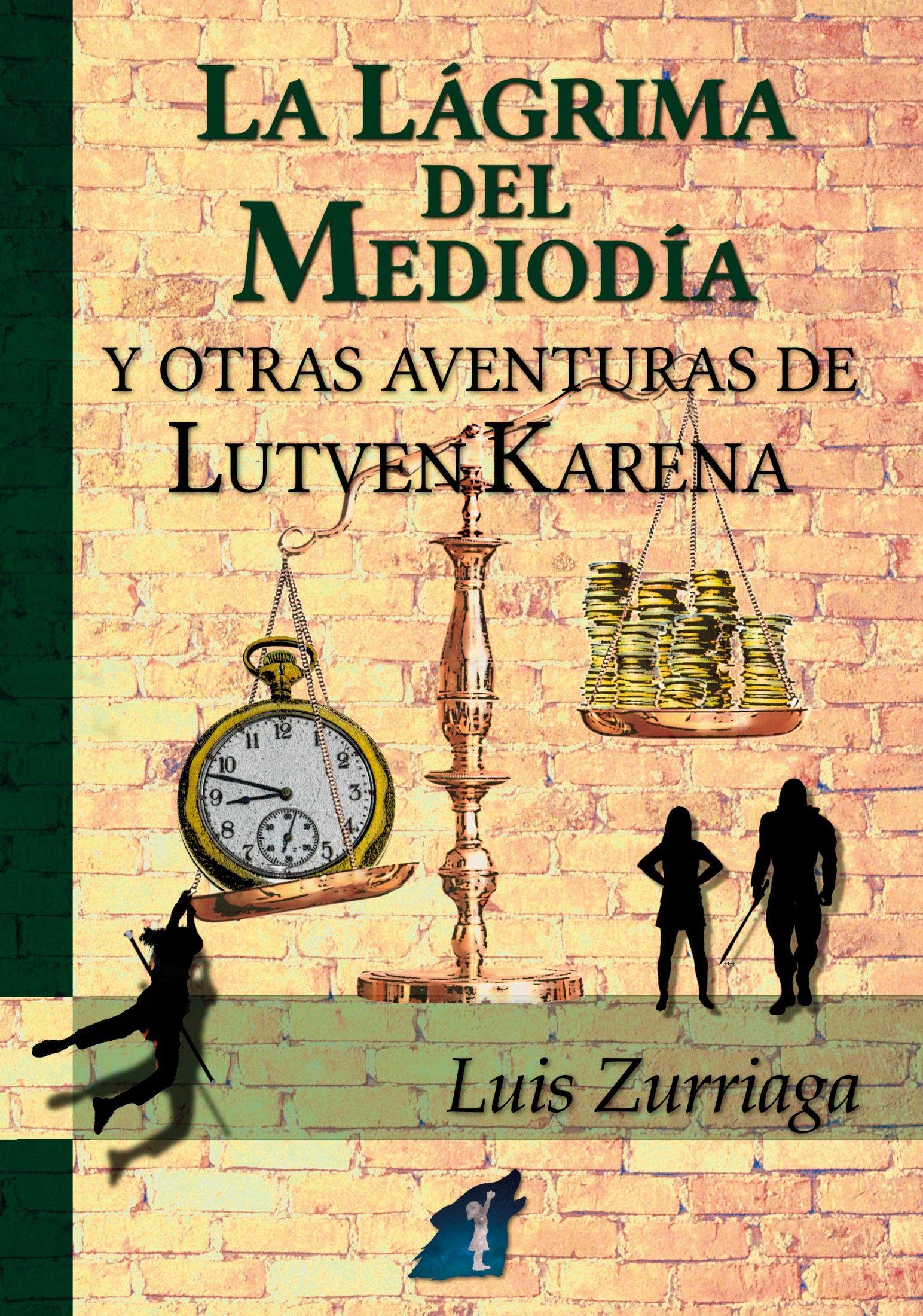 Reseña La Lágrima del Mediodía y otras aventuras de Lutven Karena, de Luis Zurriaga - Cine de Escritor