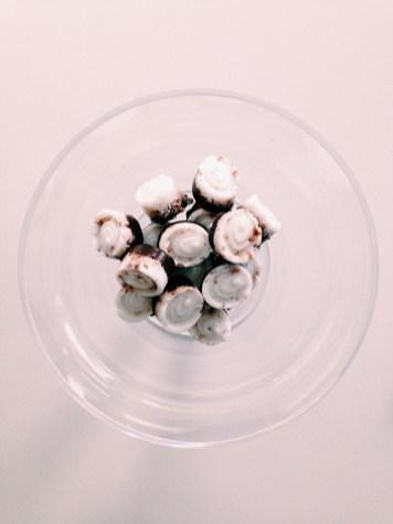 Healthy kokos-choco snacks met pecannoten