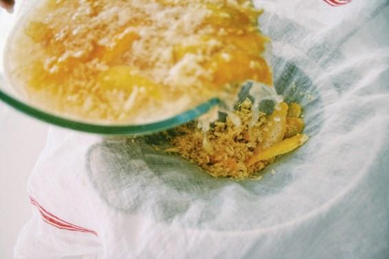 Gemberbier met ijs & citroen