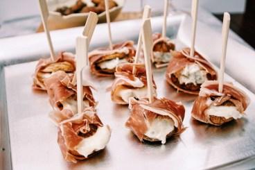 Gevulde vijgen met gorgonzola & prosciutto