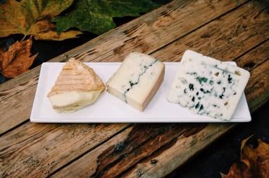Quiche met Franse kaas & walnoot