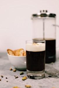 Kruidige koffie met Tia Maria