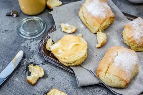 Citroen-vanillescones