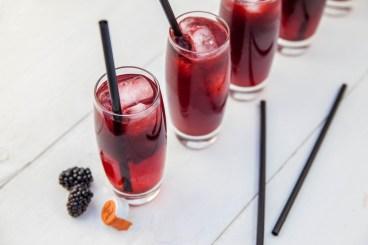 Rum-bramencocktail