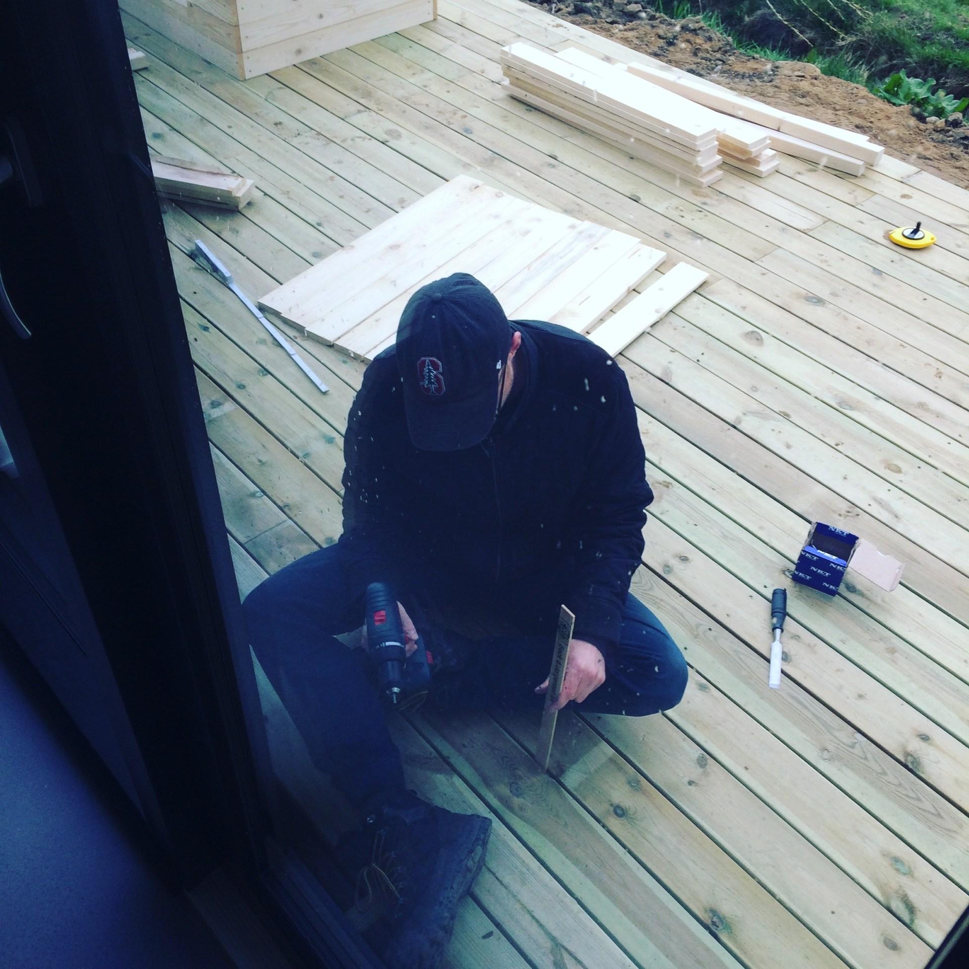Bob the Builder – Terrasse