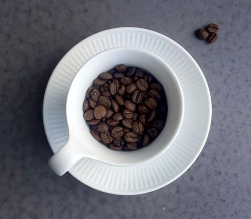 Nina Marquardsen Fotografi - om kaffe