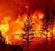 INCENDI IN CALIFORNIA: I FUMI ARRIVANO IN EUROPA
