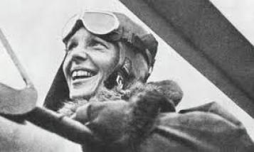 Amalia Earhart indomita aviatrice