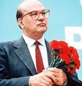 Bettino Craxi segretario PSI
