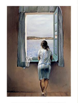 donna alla finestra 1