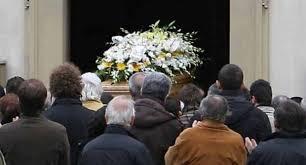 Corteo funerale
