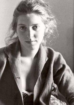 Francesca Woodman in un suo autoscatto
