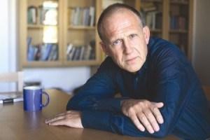 Tim Parks in una foto di Basso Cannarsa