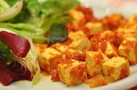 Piatto tofu