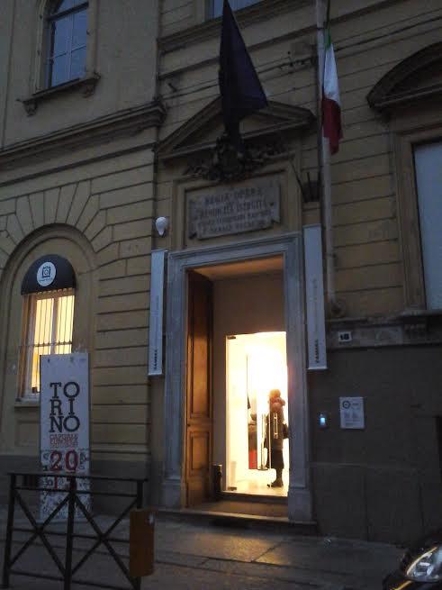 La sede di Camera a Torino