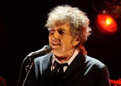 Il cantautore statunitense Bob Dylan
