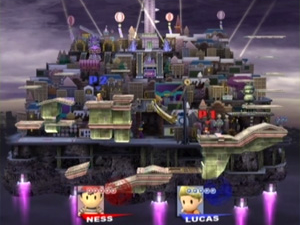 Super Smash Bros Brawl Stages NinDB