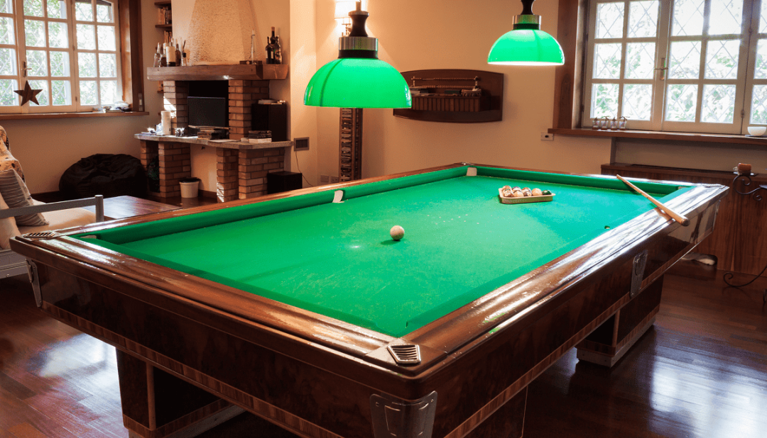 Pool Table Refelting ReCovering Services In Bellingham - Pool table felt repair near me