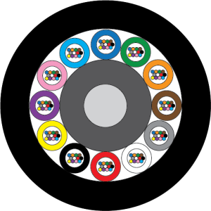 Standard Fiber Optic Colour Codes – Nine Micron Inc