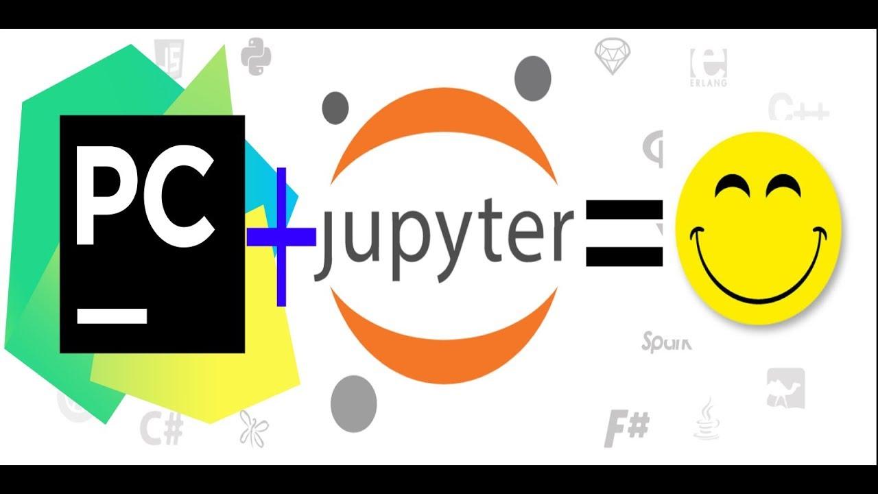 การใช้งาน jupyter notebook ใน pycharm