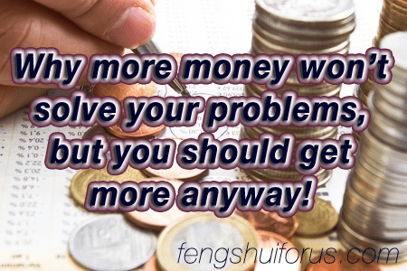 money-wont-solve-problems