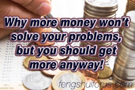 money-wont-solve-problems