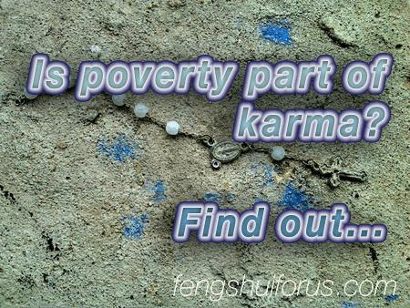 poverty-karma-feng-shui