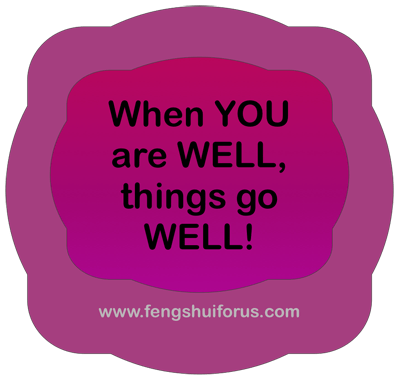 when-you-are-well-things-go-well