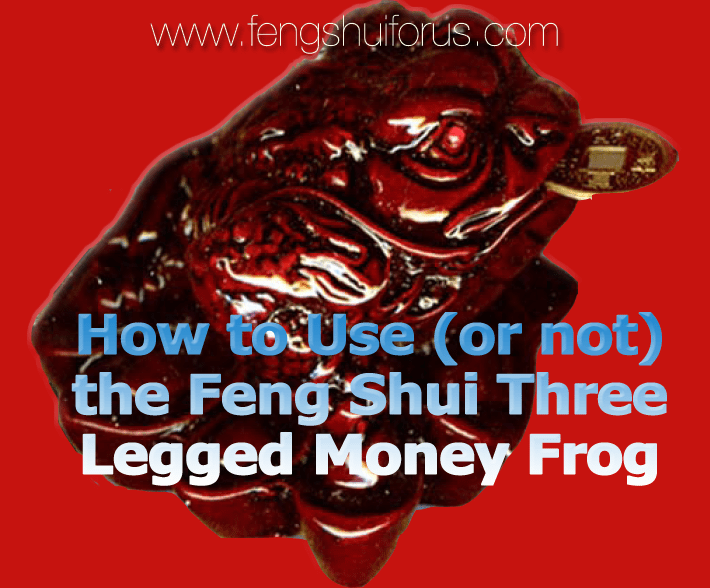 the feng shui three legged frog or three legged toad