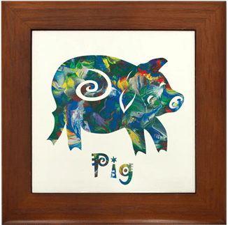 2019 Chinese Year of the Earth Pig