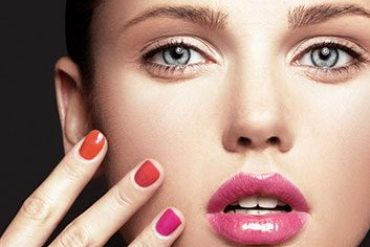 nails and makeup from nineteen hair and beauty Farnham