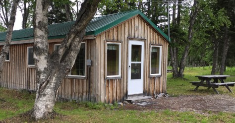 Cooking Cabins at Ninilchik 132.6 Cabins and RV Park