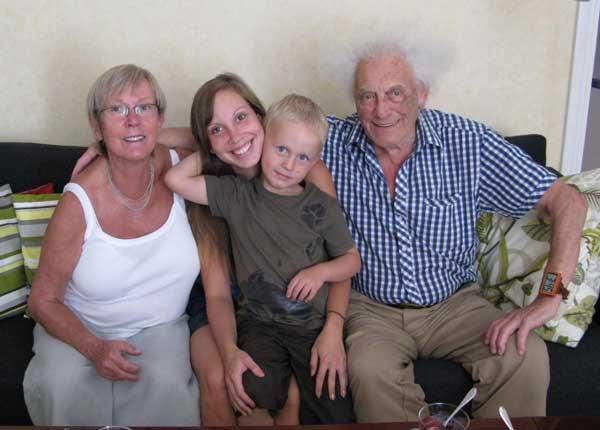 Family Svéd 2009-08-02