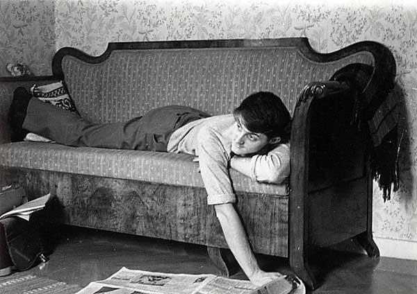 bosse, soffa